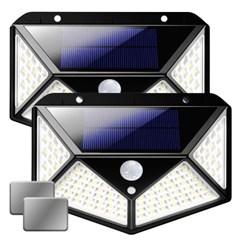 어반LED 태양광 센서등 S1+자석브라킷 패키지 2개세트_(1486047)