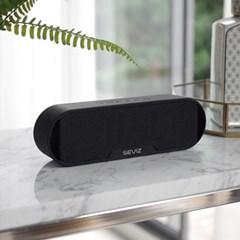 세비즈 BLACK10W 핸즈프리/USB/AUX/블루투스5.0 휴대용 스피커