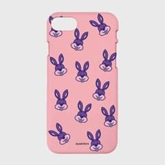 [컬러젤리]Purple Rabbit-pink