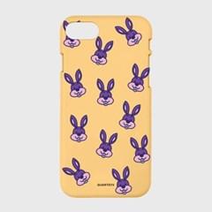 [컬러젤리]Purple Rabbit-yellow