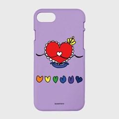 [컬러젤리]Princess Heartcase-Purple