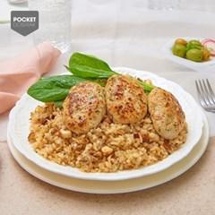 가벼운 칼로리 포켓도시락 저녁대용식 2주일분 (5종 18팩)