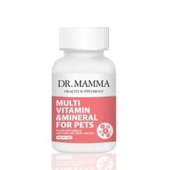 닥터맘마 강아지 고양이 종합 비타민 영양제 애견영양제 60g
