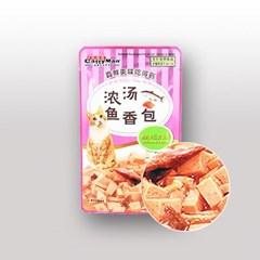 캐티맨 영양만점 완소파우치 60g 치킨&연어_(801465479)