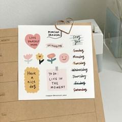 드로잉스티커 01 drawing stickers 01
