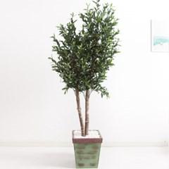 올리브나무화분set 200cm K_M 조화 인조 나무 인테리어_(1689384)