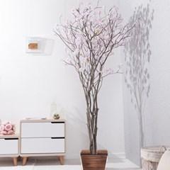 라인-벚꽃나무화분set 240cm 조화 인조 나무 인테리어 F_(1689376)