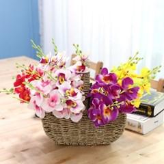 3+2행사 양난 인테리어조화 부쉬 고급조화 산소꽃 성묘꽃