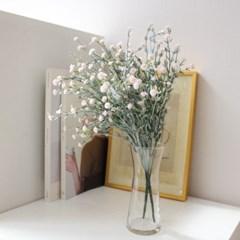 파스텔 안개꽃 조화부쉬 인테리어 조화꽃장식(4color)