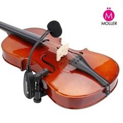 바이올린 무선 핀마이크 무선마이크 연주회 공연_(1454761)