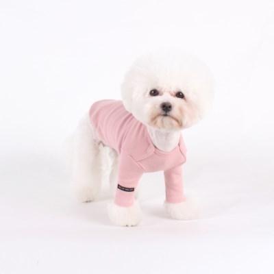 [T.싱글 기본티셔츠]Single basic T_Pink