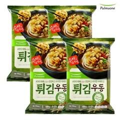 [풀무원]튀김우동(2인분)x4봉