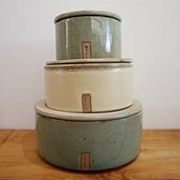 수공예 공방장품 도자기 면기그릇 밥그릇