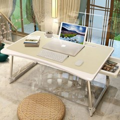 침대책상 서랍형 1인 침대 테이블 접이식 베드트레이