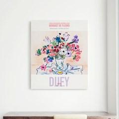 캔버스 명화 식물 꽃 인테리어 그림 액자 라울 뒤피 7