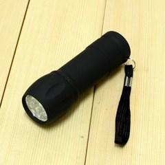 9구 LED손전등/후레쉬 라이트 랜턴 캠핑용품 등산용품