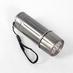 파워킹 틴 손전등(그레이) / 미니 LED후레쉬