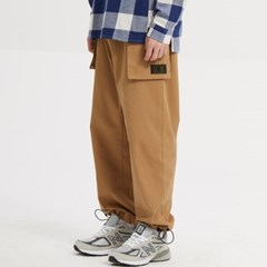 CARGO STRING JOGGER PANTS_ITS00019_BEIGE