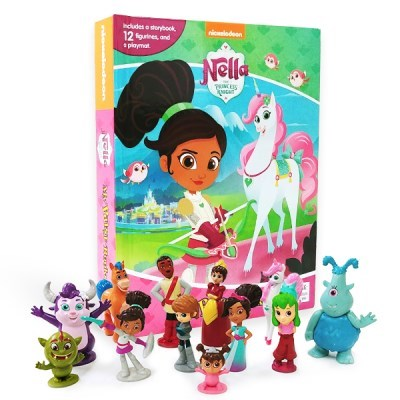 My Busy Books : Nella the Princess Knight 피규어북
