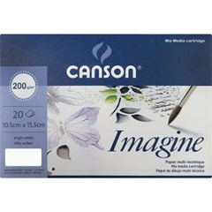 CANSON 엽서팩 Imagine(20매 200g 일러스트용 CACP-IMAG_(14360062)