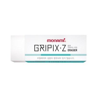 지우개 GRIPIX-Z(대형 흰색 모나미)_(14360021)