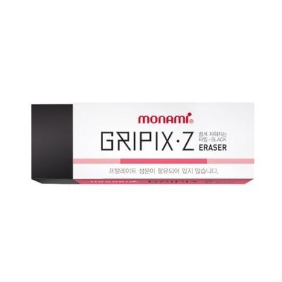 지우개 GRIPIX-Z(대형 검정색 모나미)_(14360020)