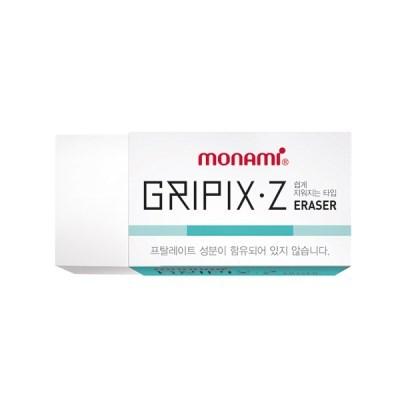 지우개 GRIPIX-Z(중형 흰색 모나미)_(14360018)