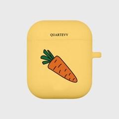 [에어팟젤리]Carrot-Yellow