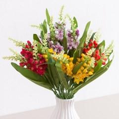 스톡금어초부쉬o 30cm FAIAFT 조화 꽃 인테리어소품_(1699451)