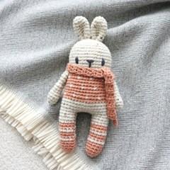 램스울 토끼인형 코바늘 애착인형 DIY 키트