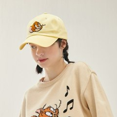 [SS20 Stereo & Jerry] Boucle Face Cap(Yellow)