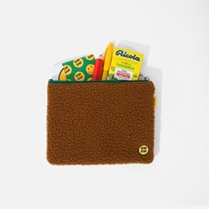 SWSW BOA POUCH Brown-green