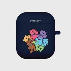 [에어팟젤리]Color Bear-Navy