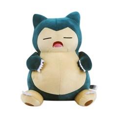 포켓몬스터 봉제인형-하품하는 잠만보(30cm)