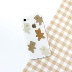 [젤리케이스] 패턴갱스터 207 폰케이스 아이폰/LG