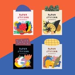 Paper Sticker 04