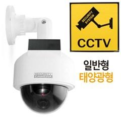 기둥형 보안 CCTV 모형카메라(일반형) 1개