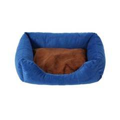 슬라퍼 애견방석(블루) / 강아지마약방석