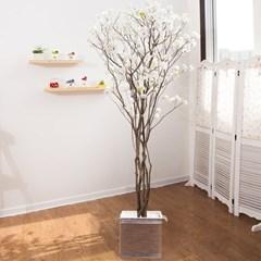 라인-벚꽃나무화분set 210cm 조화 인조 나무 인테리어 F_(1689375)