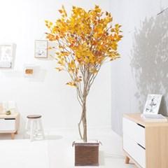 라인-단풍자작나무화분set 210cm 조화 인조 나무 인테리_(1689371)