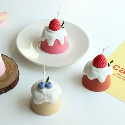 스위트 컵케이크 캔들