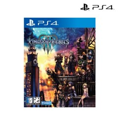 [PS4] 킹덤하츠3 (한글판)
