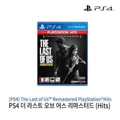 [PS4] 더 라스트 오브 어스 리마스터드 (PS Hits)
