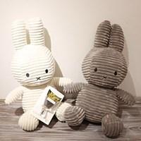 미피 스타일 토끼인형 2종 페브릭 수면애착인형 봉제인형 조카선물