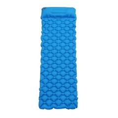 베개일체형 캠핑용 에어매트 / 1인용 방수 캠핑매트