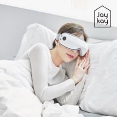 JayKay 아이큐어 무선 온열 블루투스 눈 마사지기 JKEM-01