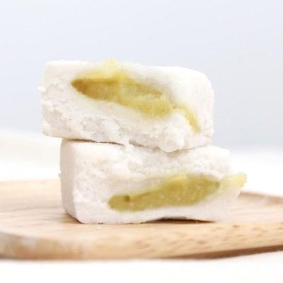 한끼설기-고구마(10개) 고품질 강화섬쌀 아침떡 백설기