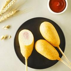 우리쌀 찰보리 핫도그900g x 1봉_(1159691)