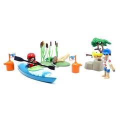 플레이모빌 스타터팩-카누 어드벤처(70035)