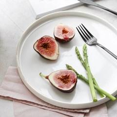 골드라인 에슐리 디저트 접시 브런치 샐러드 플레이트
